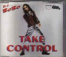 DJ Bobo-Take Control cd maxi single