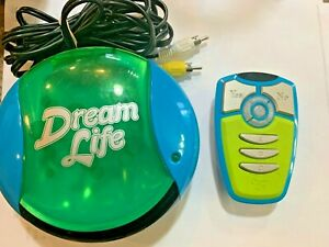 Hasbro Dream Life TV Video Game Wireless Remote Plug N Play Tested & WORKS