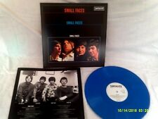 SMALL FACES,SMALL FACES,(1967) 2018 BLUE VINYL LTD EDITION (SAINSBURY'S ONLY)NEW