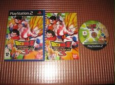 Dragon BALL Z: BUDOKAI TENKAICHI 3 PS2 DBZ