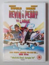 KEVIN & PERRY GO LARGE DVD REGION 2 2007 80 MINS NEW AND SEALED HARRY ENFIELD