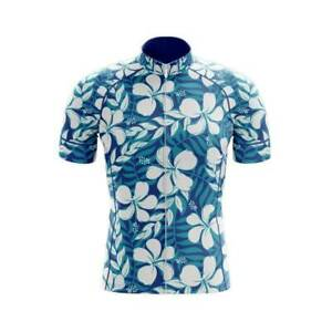 Hawaiian (Blue) Cycling Jersey