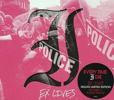 EVERY TIME I DIE - EX LIVES (LIMITED EDITION)  CD NEU
