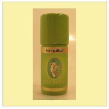 Primavera Rosenöl Rosen Öl  naturreines ätherisches Öl Rose Gallica bio 1 ml