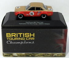 Atlas Editions 1/43 Scale 4 672 101 Ford Escort Mk1 F.Gardner 1968 BTCC Champion