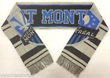 MLS Montreal Impact Adidas Tassel Winter Knit Scarf NEW!