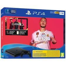 SONY Console PS4 Slim 1 TB + FIFA 20 Limited Bundle