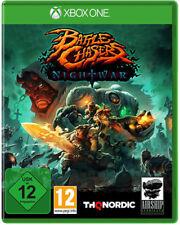 Microsoft XBOX - One XBOne Spiel ***** Battle Chasers: Nightwar ******NEU*NEW*55