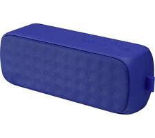 JVC Sp-ad70-a Portable Wireless Bluetooth Speaker 5w Blue Apple Samsung iPhone