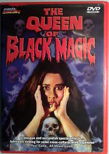 THE QUEEN OF BLACK MAGIC - Sudjio DVD Suzzanna Mochtar OOP