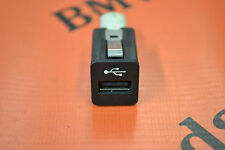 BMW E70 E71 E90 E91 E60 E63 E83 E84 F07 F10 F01 USB Porta Connettore a Spina 9167196