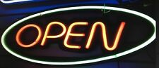 Open Neon Sign,Store Sign,Business Sign,Window ,smoke shop sign 60X30cm