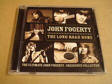 CD / JOHN  FOGERTY - THE LONG ROAD HOME