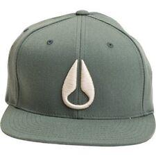 Nixon Deep Down Marle Starter Hat (Spruce) C17821154-00