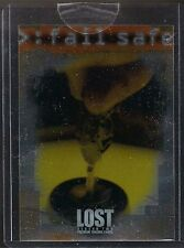 LOST SEASON 2 INKWORKS 2006 FAIL SAFE KEY CASE TOPPER CARD CL1