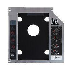 Universal 9.5mm SATA 2nd HDD/SSD Caddy Bay Hard Drive for CD/DVD-ROM Optibay