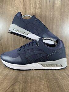 Asics GEL-Saga Sou Shoes Men's US Size 8 Blue / White 1191A004