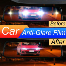 Universal Car Interior Rearview Mirror Anti Glare Film Scratchproof Protective