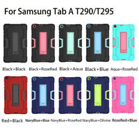 For Samsung Galaxy Tab A 8.0 2019 SM-T290 T295 Shock-proof Hard Back Case Cover