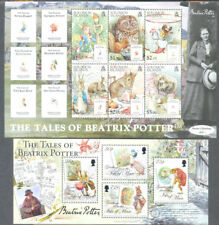 The Tales of Beatrix Potter min sheets-collection Literature-IOM/Solomons
