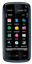original Nokia XpressMusic 5800 Blue Touch Screen 3G WIFI GPS Free Shipping