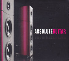 """Absolute Guitar"" EQ Music Audiophile Jazz Collection 2-CD Brand New Sealed"