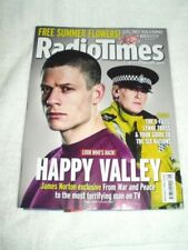 February Radiotimes Weekly Magazines