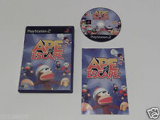 APE ESCAPE 2 for PLAYSTATION 2 'VERY RARE & HARD TO FIND'