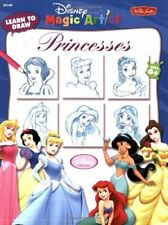 Learn to Draw Disney Princesses (Disney Learn-to-D