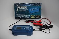 Thunder 12 Volt 4 AMP 8 Stage Battery Charger