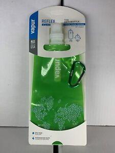 New. Vapur Reflex The Anti-Bottle True Green (0.5L/18oz)