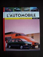 La grande histoire de l'automobile - L'ère du numérique 1980-1989
