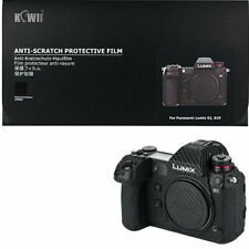 JJC KS-S1CF Anti-Scratch Protective Skin Film for Panasonic Lumix S1  S1R Camera
