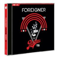 Foreigner - Live At The Rainbow '78 Nuovo CD+DVD