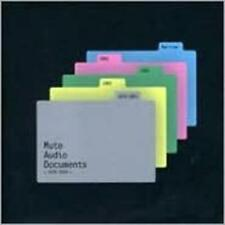 Various Artists - Mute: Audio Documents NEW CD BOX