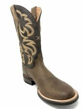 """Twisted X Rancher Round Toe 12"""" Western Boot MRA0002"""