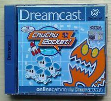 Dreamcast Chu Chu Rocket - great condition