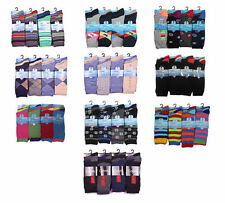 Cotton Blend Argyle, Diamond Socks for Men