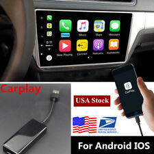 Apple Carplay Dongle Box for Android Nav DVD Radio Player Mini USB Carplay (USA)