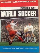 KENNETH WOLSTENHOLME'S BOOK OF WORLD SOCCER 1970
