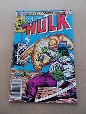 The Incredible Hulk 285 . Zzzax App . Marvel 1983 - FN / VF