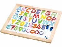 Wooden 2in1 Whiteboard Kids Drawing Art Magnetic Board Learning Board Tooky
