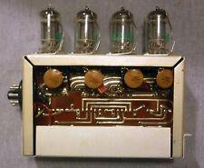 NOS Northeastern Model 140-100C Decimal Counting Unit w 4 Sylavania 5963 Tubes