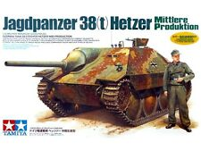 TAMIYA 1:35 KIT CARRO ARMATO JAGDPANZER 38(t) HETZER MID PRODUCTION  ART 35285
