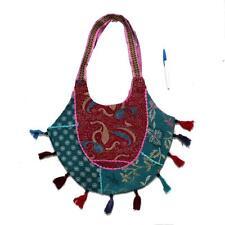Vintage Triabal Banjara Indian Handmade Ethnic Multicolor Tibetan Fancy Bag