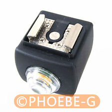 Wireless Hot Shoe  Flash Remote Slave Trigger Sensor