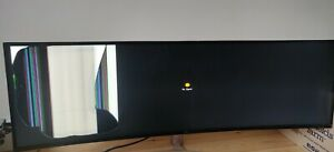 """LG 49WL95C-W 49"""" Widescreen LED Curved Monitor for Spares/Repair"""