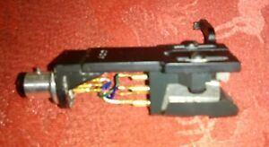 ADC Series one headshell, cartridge and stylus