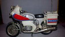 POLISTIL MODELLINO MOTO MOTORBIKE -  BMW R75/5 -  POLICE  made in Italy