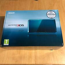 Nintendo 3DS Aqua Blue Replacement Box Only